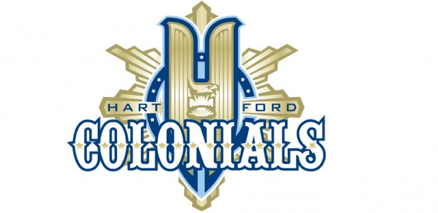 Locos Station: Hartford Colonials Logo & Colors Debut