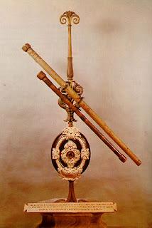Enroque de ciencia: El telescopio de Galileo