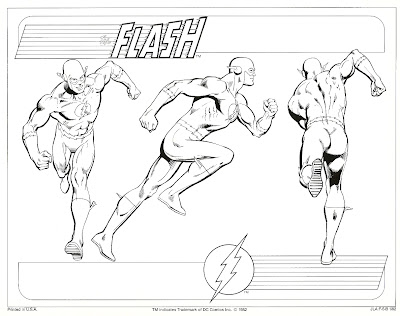 The Dork Review: DC Style Guide Part 5: Flash