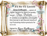license from Elena