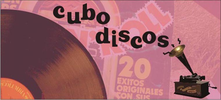 Cubo Discos