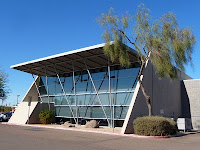 Juniper Public Library in Phoenix