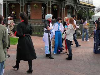 Cosplay Costume Contest