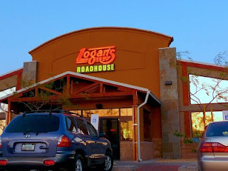 Logan's Roadhouse is an example of a lame casual dining steakhouse