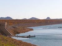 New Waddell Dam