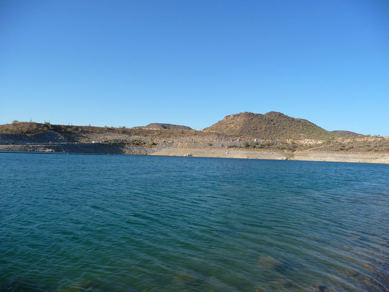 The History Of Lake Pleasant