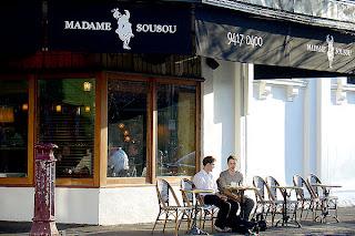 French Restaurant Fitzroy Street St Kilda