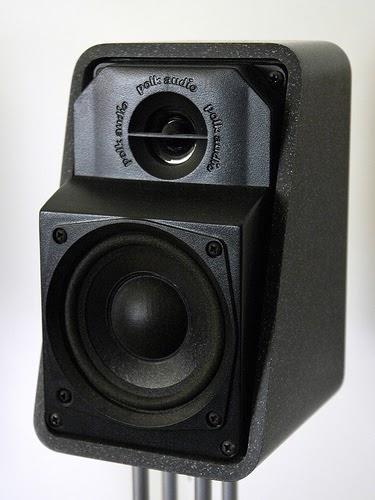 Polk Audio Rm   Ch Home Audio Speaker System Black