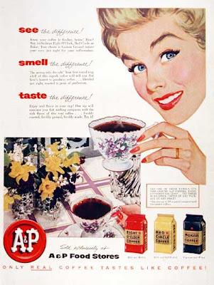 Vintage Coffee Ad 35