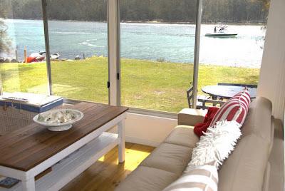 Palatial Living Lake House Love