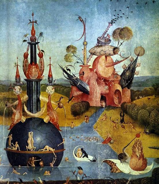 Jérome Bosh (1453 à 1516) au Pays Bas: