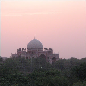 Humayun's Tomb, Delhi, Intia