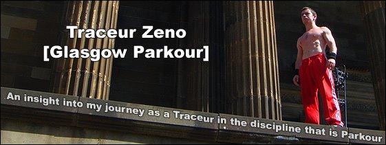 Traceur Zeno [Glasgow Parkour]