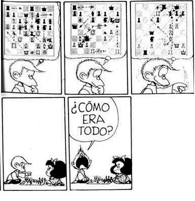 De todo una racha: 2do Mejor jugador de ajedrez de México