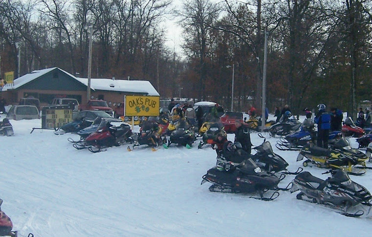 HOME of the Northwood's Passage Snowmobile Club ANNUAL SLED RAFFLE