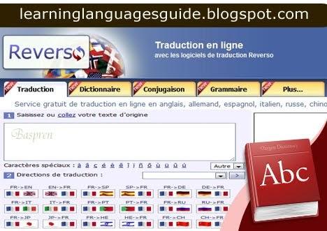 traducteur anglais français google reverso
