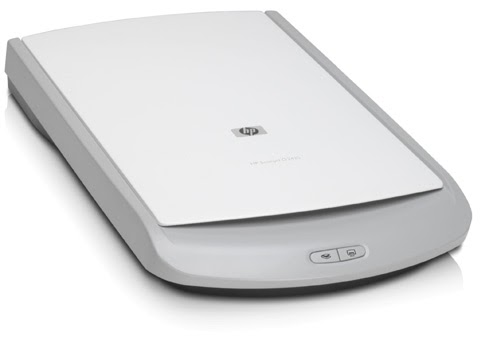 Techbuy Daily Special: HP L2694A Scanjet G2410 Flatbed Scanner