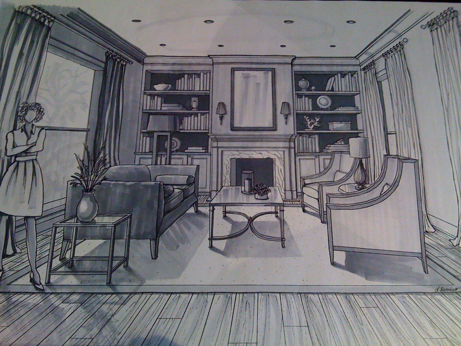 25 Lovely Ryerson Interior Design Portfolio Examples My Interior