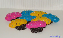 Broches de pastelitos -  Cake Pin
