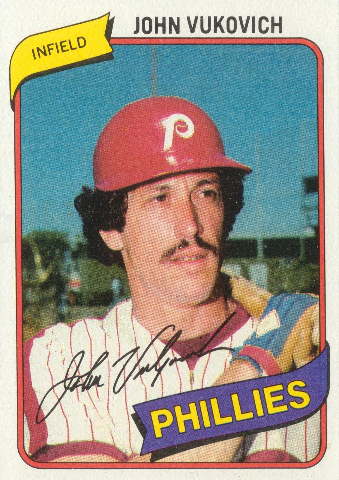 1980 Topps Baseball 1980 Topps Phillies Burger King