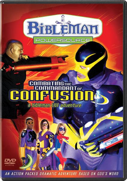 dvd bibleman
