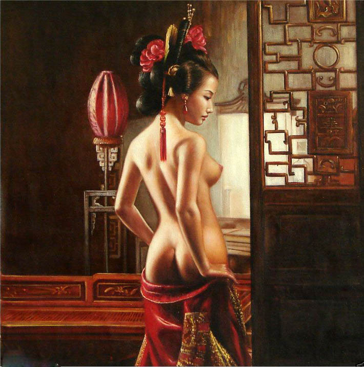 Chinese nude art 43 hot usual