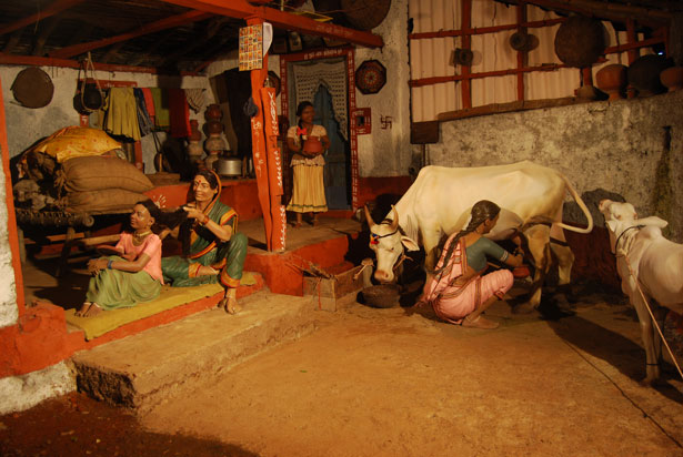 Cute Indian Girl Pictures Wallpapers Village Life Wax Museum Siddhagiri India