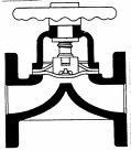 Valvula de expansión con Diafragma