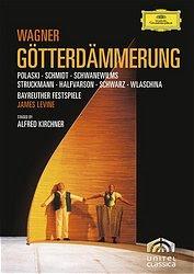 Cover Götterdämmerung Bayreuth 1997 Rosalie/Kirchner
