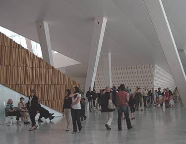 Den Norske Opera. Foto: Per-Erik Skramstad