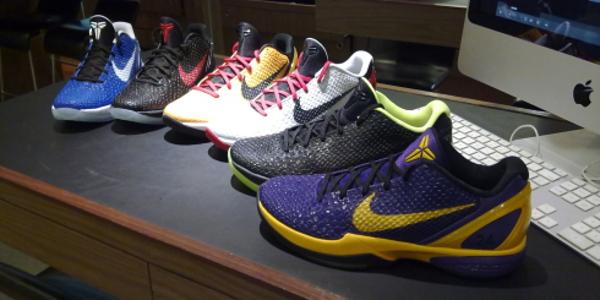 sale retailer 5896d f3271 Estos són algunos de las customizaciones finales que os podeis crear en  nuestro premium Nike iD Studio de Barcelona