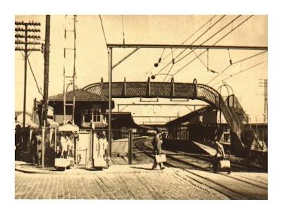 Antigo bairro da Estação