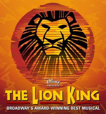løvernes konge sange