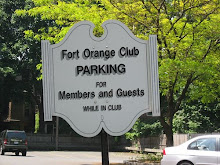 Fort Orange Club - Parking