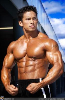 Image result for asian bodybuilding