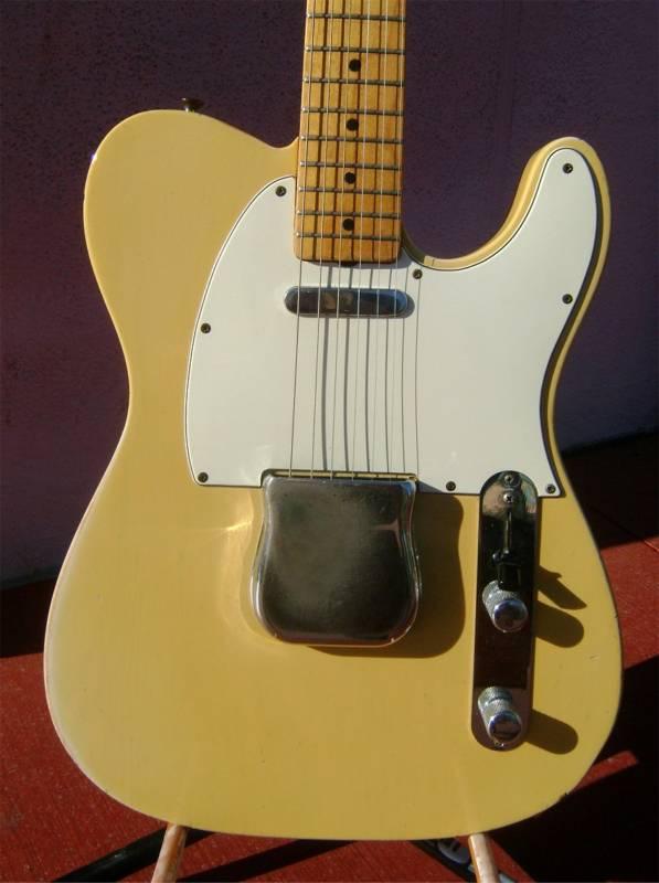 Vintage Guitarz: 1968 Fender Telecaster on