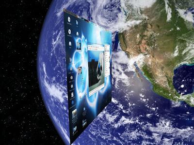 Bureau 3D Beryl - Desktop Cube? How About Desktop Hexadecagon