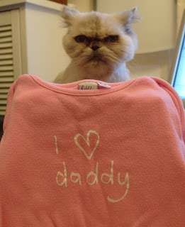 And Daddy loves me.