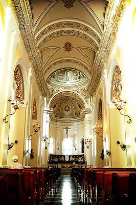 San Juan Puerto Rico Catedral De San Juan Bautista