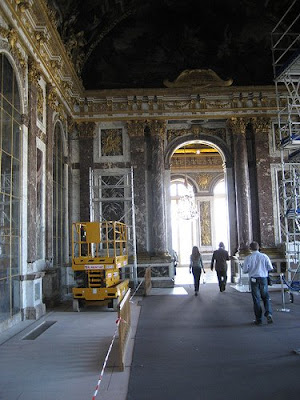 Travel With Terry Paris Hall Of Mirrors At Versailles