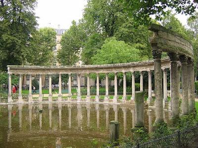 Travel With Terry Paris Parc De Monceau