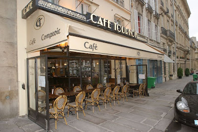 Travel with Terry: PARIS: Café Le Tournon