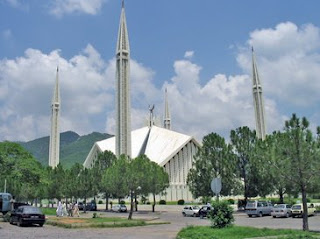 Mosque Islamabad Pakistan