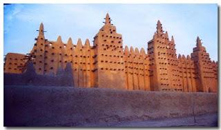 Djenné's Grand Mosque