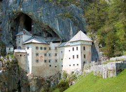 Slovenia's Predjama Castle