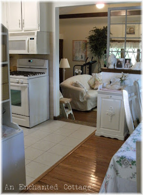 An Enchanted Cottage Our Mini Kitchen Makeover