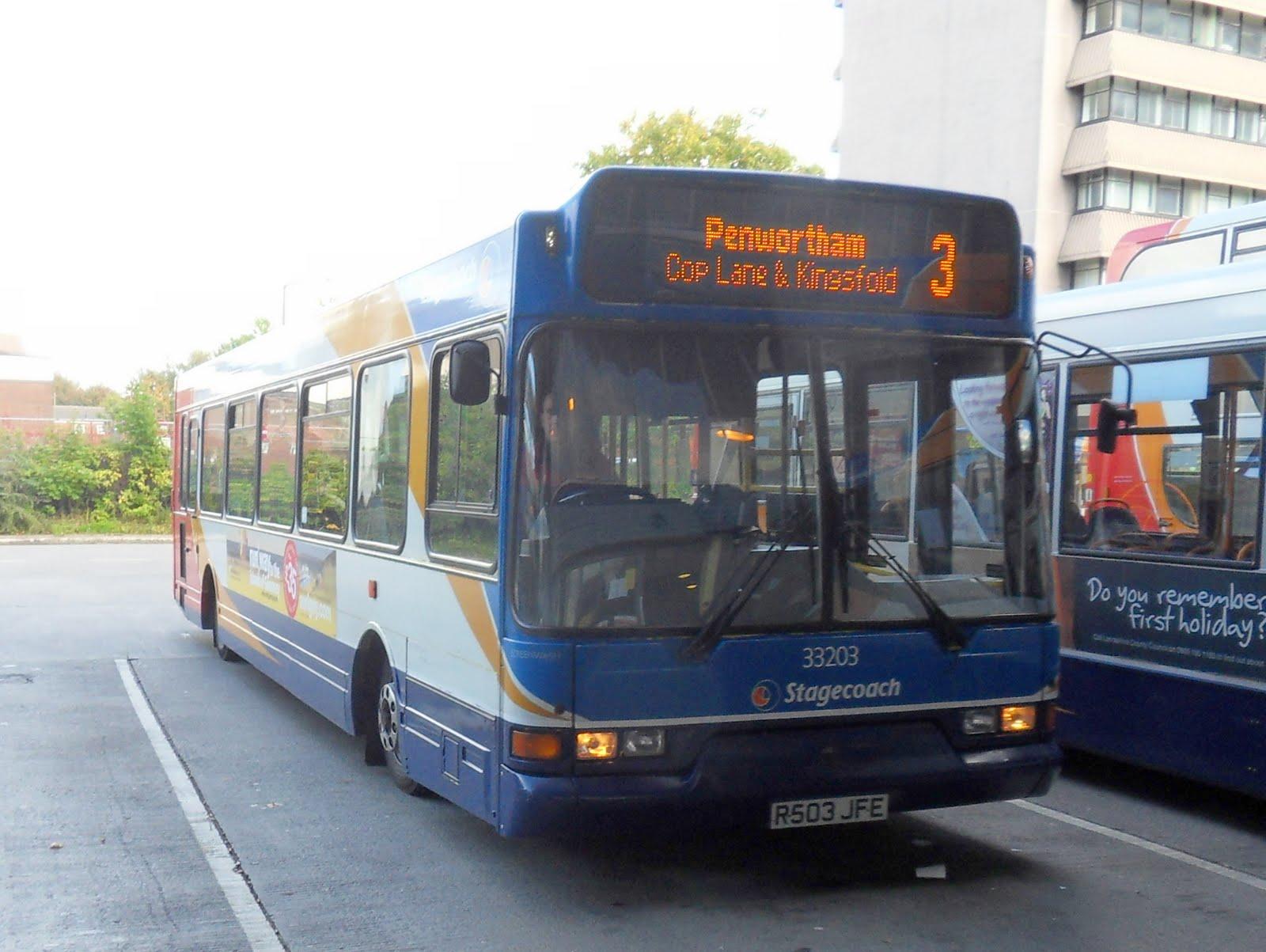 Kevs Bus Amp Tram Blog Week 1038 Southport Preston Amp Blackpool
