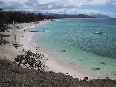 Beach Pictures Kailua Beach Park Hawaii