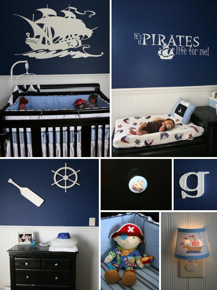 Nautical Baby Boy Room: It's A Wonderful Life!: Nautical Nursery