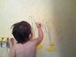 Bath Time Coloring